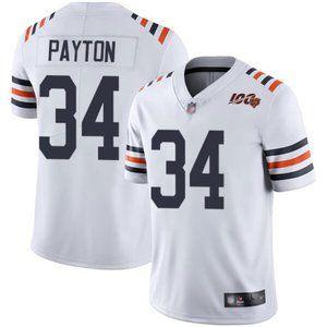 Chicago Bears Walter Payton 100th Season Jersey